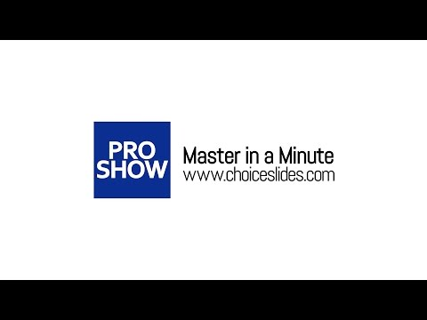 Master In A Minute - Slide Options Window Size