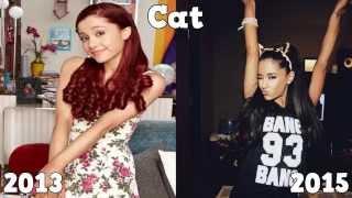 Sam & Cat Antes Y Después 2015