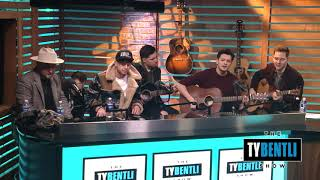 """King Calaway Performs """"No Matter What"""" Acoustic - The Ty Bentli Show"""