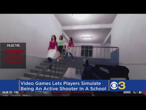 Video Game Lets Player Simulate School Shootings