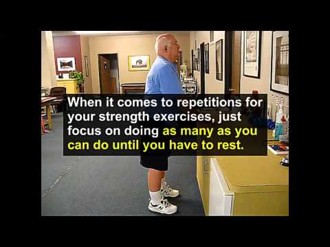 How to Get the Best Results From Your Strength and Stability Workout