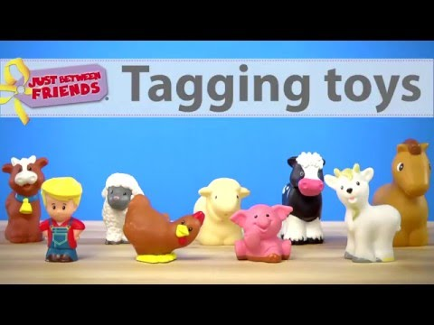 How to Tag Toys for JBF