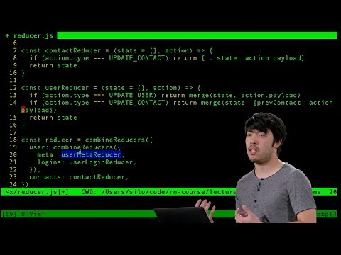 Redux - Lecture 9 - CS50's Mobile App Development with React Native