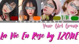 IZ*ONE (아이즈원) – 「La Vie en Rose」 [13 Members ver ] (Color