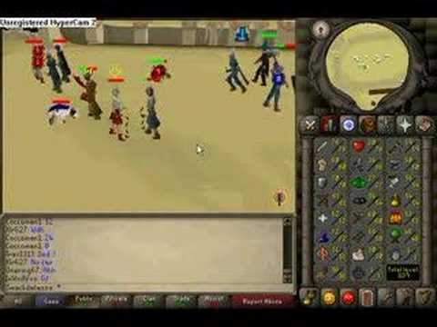 who is stronger in runescape? boys or girls?
