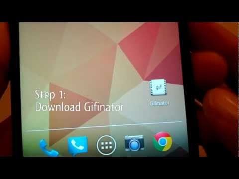 Make Your Own Live Wallpapers In Android