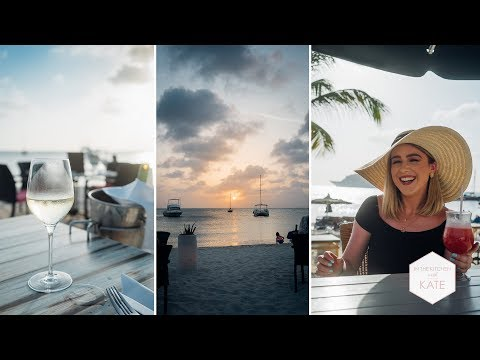 The most beautiful place! | Aruba VLOG - In The Kitchen With Kate