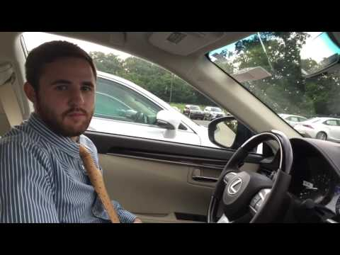 Technology Tutorial - How to enable Lexus text message notifications