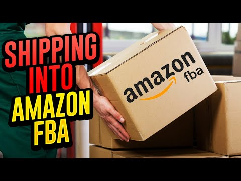 Amazon Online Arbitrage Walk Through - Shipping Products into FBA