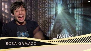 "Ezra Miller for Fantastic Beasts ""I like kissing boys"""