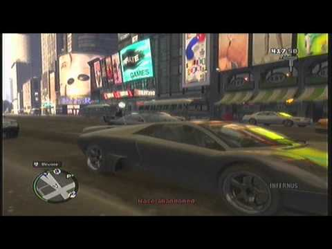 *NEW*How to get Infernus/Exotic Cars/Supercars GTA 4 [Tut]