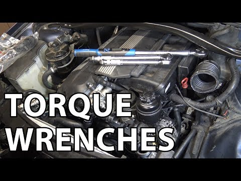 All About Torque Wrenches