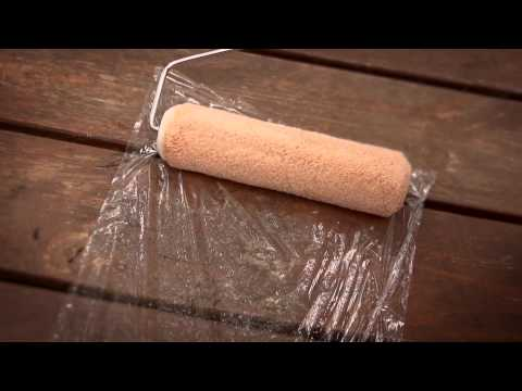 How To Keep Wood Stain From Drying On The Roller