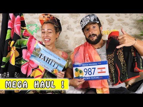 MEGA HAUL de Tahiti/Moorea et SURPRISE ! 🌺