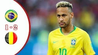 Brazil vs Belgium 1-2 Highlights & All Goals 06/07/2018 Resumen | Full Match Link HD