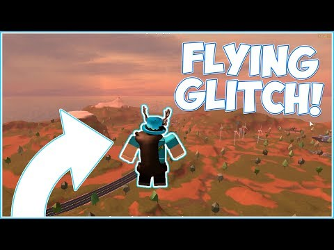 ROBLOX JAILBREAK PARACHUTE FLYING GLITCH! (NEW!)