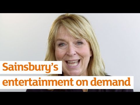 Welcome to Sainsbury's Entertainment on Demand eBooks - Introduced by Fern Britton | Sainsbury's