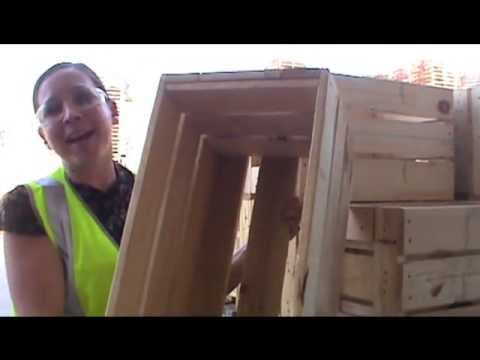 Wooden Fruit Crates - You Can Get Wooden Fruit Crates Custom Made in Sydney -