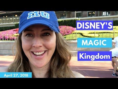 Walt Disney World Vlog: Day 3 | Magic Kingdom Day | April 2018
