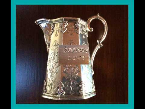 What is Silver Worth A Detailed Antique Silver Plated Jug