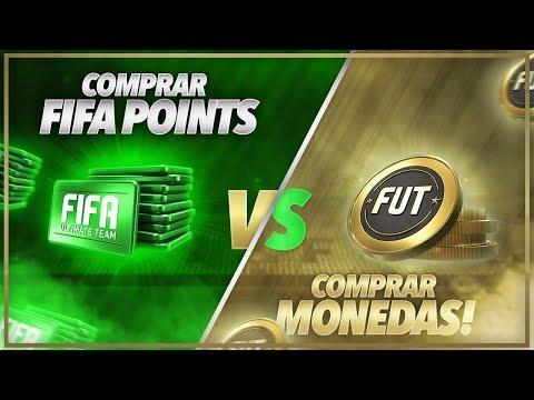 COMPRAR FIFA POINTS VS COMPRAR MONEDAS EN FIFA 18 ULTIMATE TEAM