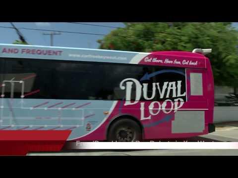 Free 'Duval Loop' Bus Service Debuts in Key West