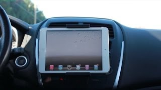 Ppyple Universal Car CD Slot Mount for Tablets and Smartphones