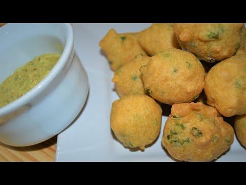 [Mauritian Cuisine] Baja Recipe | Plain Pakora | Indian Bajji (Ramadan Special)