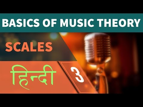 Scales - Music Theory in Hindi [ Part 3 ]