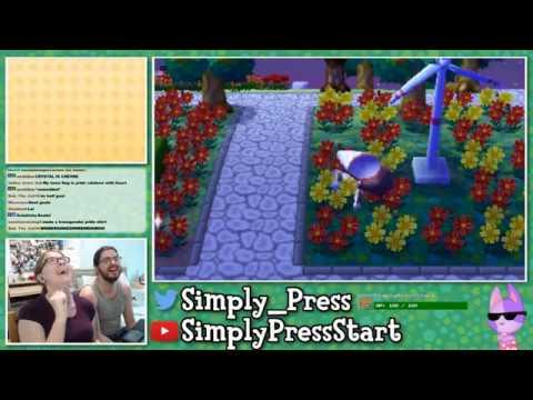 Tarantula Terror - Animal Crossing New Leaf Welcome Amiibo - Stream Highlight