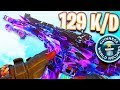 WORLD RECORD 129 0 GAMEPLAY In Black Ops 4 WORLDS HIGHEST KD