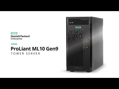 HPE Smart Buy ProLiant ML10 Gen9