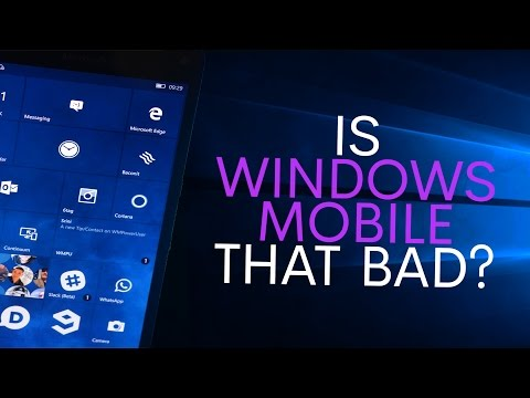 Is Windows Mobile really that bad?