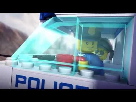 Catch the Crooks  - LEGO City Police - Mini Movie