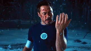 Download Iron Man Falls - Snow Scene ″Not My Idea!″ Iron Man 3 (2013) Movie CLIP HD Video