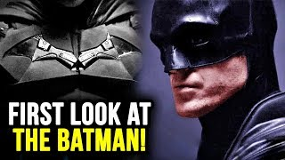 THE NEW BATMAN 2021 SUIT IS HERE!!!