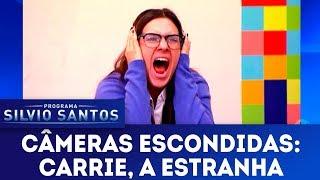 Carrie, A Estranha - Carrie Prank   Câmeras Escondidas