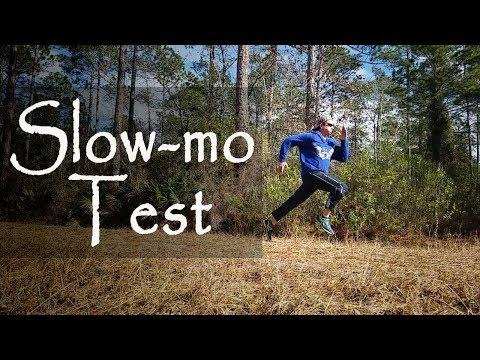 Slow Motion Samsung S7 Edge Demonstration