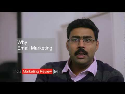 Why Email Marketing? Reliance Entertainment CEO Manish Agarwal shares his perspective (Watch in HD)