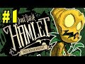 First Look - Don't Starve Hamlet - Wormwood - New Character!