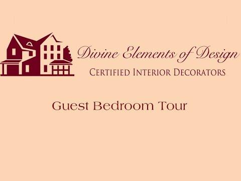 Guest Bedroom Tour Decorating Ideas