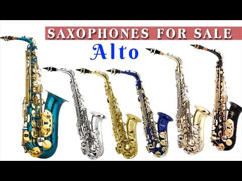 Alto Saxophone for sale - All Popular Brands
