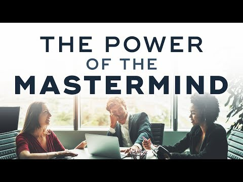 How To Harness The Power Of Collaboration & Mastermind Group - Millionaire Mindset Ep. 12