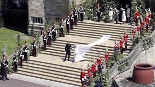 Royal wedding rewind: The fairy-tale begins