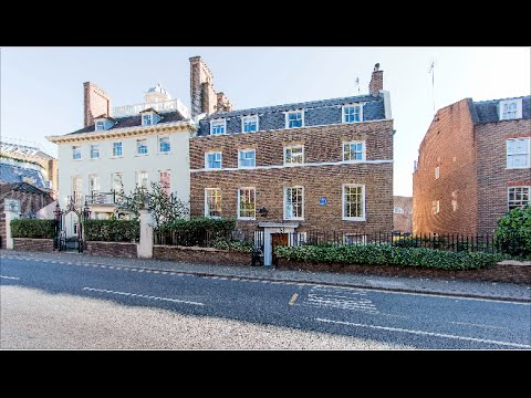 18th Century, Grade 2 Listed building, St Mary's House refurbished by Bridgegap