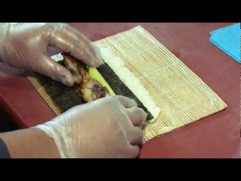 Eel Dragon Avocado Roll
