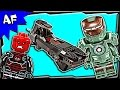 Lego Marvel Avengers Assemble Iron Skull Sub Attack 76048 St