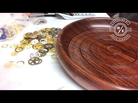 making - CLOCKWORK ORANGE BOWL!