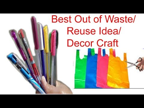 Best Out of Waste Cool Crafts/Creative Art /DIY Art and Crafts ideas/Handmade Decor Crafts
