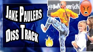JAKE PAULERS MUST BE STOPPED.... (DISS TRACK)